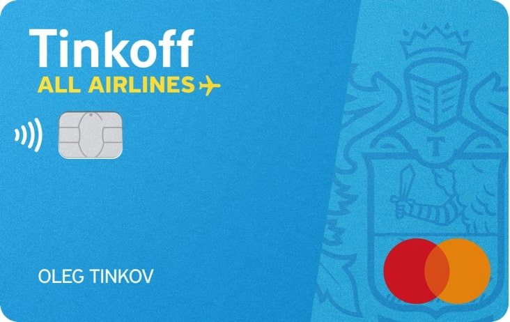 Кредитка Tinkoff All Airlines